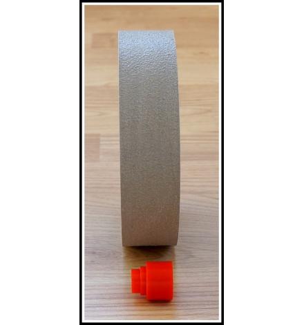 Grit: 50000, 8 inch SOFT lapidary wheel