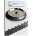 6 inch cbn bandsaw sharpening wheel WM 13/29