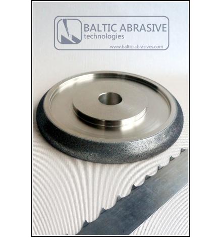 8 inch cbn bandsaw sharpening wheel WM 4/32