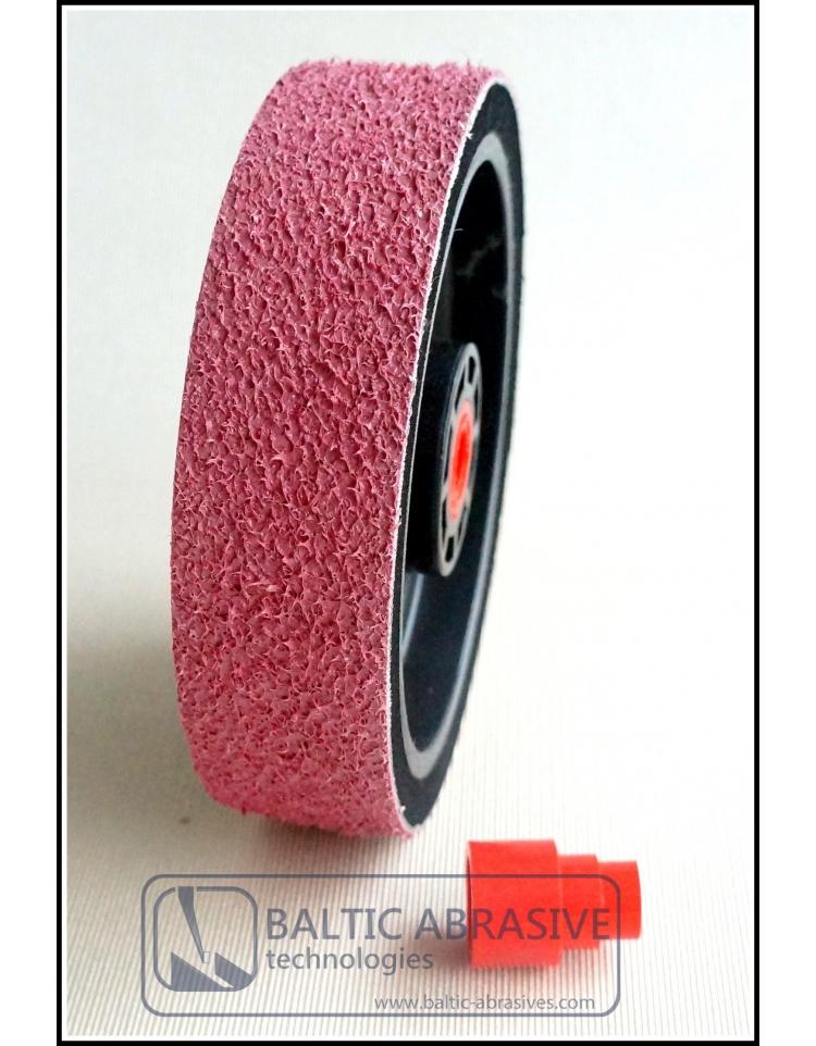 Grit: 3000, 6 inch SOFT PREMIUM REZ diamond wheel