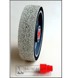 Grit: 14000, 6 inch SOFT PREMIUM REZ diamond wheel