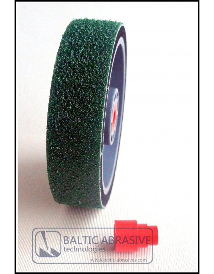 Grit: 60, 8 inch SOFT PREMIUM REZ diamond wheel