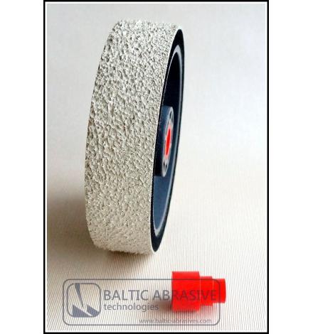Grit: 8000, 8 inch SOFT PREMIUM REZ diamond wheel