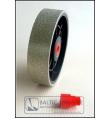 8 inch hard lapidary diamond wheel, grit: 180