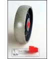 6 inch convex lapidary diamond wheel. Grit: 360
