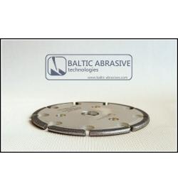 Dinasaw CBN grinding wheel WSH7742