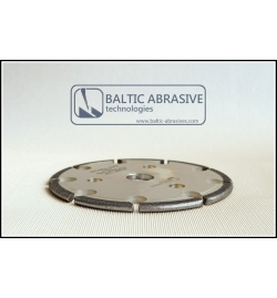 Dinasaw ABN chainsaw grinding wheel WSH7743